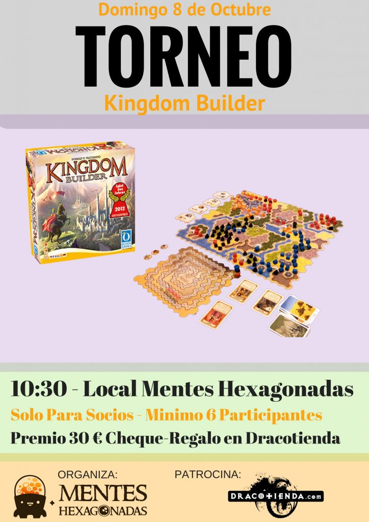 TORNEO KINGDOM BUILDER